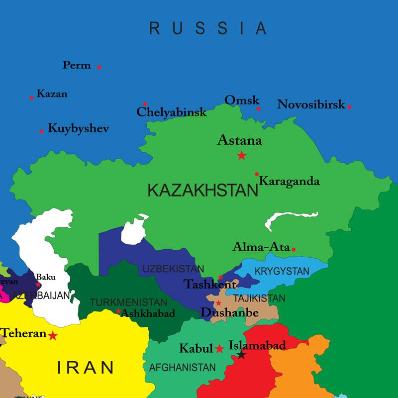 Kyrgyzstan Strategeast
